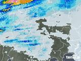 2020年06月14日の長野県の雨雲レーダー