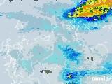 2020年06月14日の福岡県の雨雲レーダー