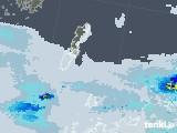 2020年06月14日の長崎県(壱岐・対馬)の雨雲レーダー