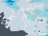 2020年06月14日の長崎県の雨雲レーダー