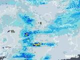 2020年06月14日の大分県の雨雲レーダー