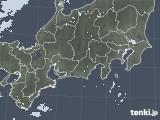 2020年06月15日の東海地方の雨雲レーダー