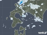 2020年06月15日の道南の雨雲レーダー