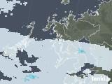 2020年06月15日の長崎県の雨雲レーダー