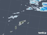 2020年06月15日の鹿児島県(奄美諸島)の雨雲レーダー