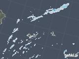 2020年06月15日の沖縄県(宮古・石垣・与那国)の雨雲レーダー