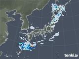 雨雲レーダー(2020年06月16日)