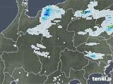 2020年06月16日の長野県の雨雲レーダー