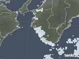 2020年06月16日の和歌山県の雨雲レーダー