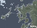 2020年06月16日の長崎県の雨雲レーダー