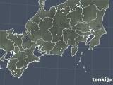 2020年06月17日の東海地方の雨雲レーダー