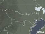 2020年06月17日の東京都の雨雲レーダー