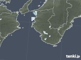 2020年06月17日の和歌山県の雨雲レーダー
