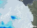 2020年06月17日の長崎県の雨雲レーダー