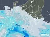 2020年06月18日の関東・甲信地方の雨雲レーダー