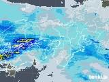 雨雲レーダー(2020年06月18日)