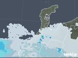 2020年06月18日の石川県の雨雲レーダー