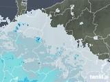 2020年06月18日の長野県の雨雲レーダー