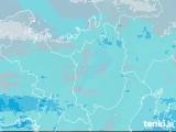 2020年06月18日の滋賀県の雨雲レーダー