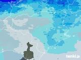 2020年06月18日の徳島県の雨雲レーダー
