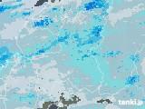 2020年06月19日の岐阜県の雨雲レーダー
