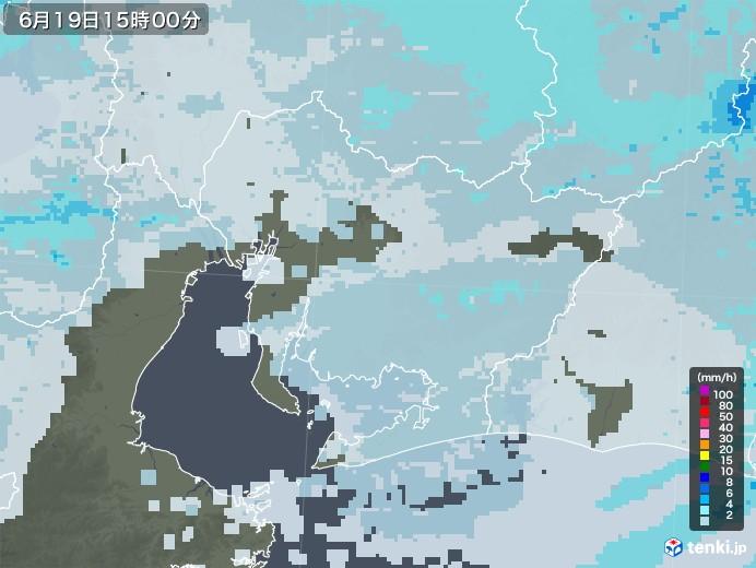 雨雲 レーダー 県 天気 愛知 愛知県の雨雲レーダーと各地の天気予報