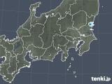 2020年06月20日の関東・甲信地方の雨雲レーダー