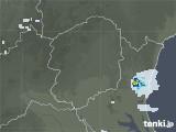 2020年06月20日の栃木県の雨雲レーダー