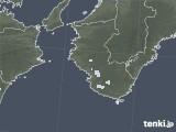 2020年06月20日の和歌山県の雨雲レーダー