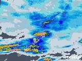 2020年06月20日の鹿児島県(奄美諸島)の雨雲レーダー