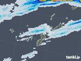 2020年06月20日の沖縄県の雨雲レーダー