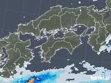 雨雲レーダー(2020年06月21日)