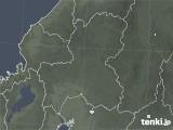2020年06月21日の岐阜県の雨雲レーダー