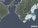 2020年06月21日の和歌山県の雨雲レーダー