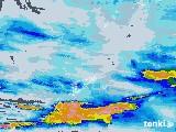 2020年06月21日の鹿児島県(奄美諸島)の雨雲レーダー