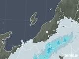 2020年06月22日の新潟県の雨雲レーダー