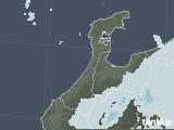 2020年06月22日の石川県の雨雲レーダー
