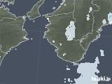 2020年06月22日の和歌山県の雨雲レーダー