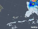 2020年06月22日の沖縄県(宮古・石垣・与那国)の雨雲レーダー