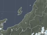2020年06月23日の新潟県の雨雲レーダー