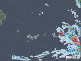 2020年06月23日の沖縄県(宮古・石垣・与那国)の雨雲レーダー