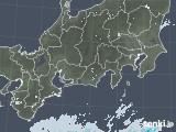 2020年06月24日の東海地方の雨雲レーダー