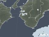 2020年06月24日の和歌山県の雨雲レーダー