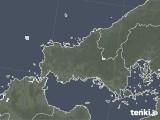 雨雲レーダー(2020年06月24日)