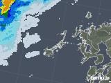 2020年06月24日の長崎県(五島列島)の雨雲レーダー