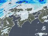 雨雲レーダー(2020年06月25日)