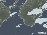 2020年06月25日の和歌山県の雨雲レーダー