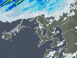 2020年06月25日の長崎県の雨雲レーダー
