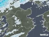 2020年06月25日の大分県の雨雲レーダー
