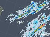 2020年06月25日の沖縄県(宮古・石垣・与那国)の雨雲レーダー